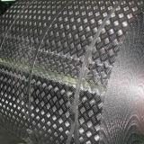 Checkered Aluminiumring 1050 für Fußboden