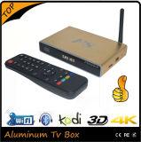 最もよいKodi 1080の4kメディアプレイヤーは超人間の特徴をもつTVボックスを出力した