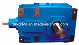 Cavidade chanfrada helicoidal da caixa de engrenagens do ângulo direito de B Output (tipo de Flender)