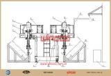 Двойной консольный тип машина автоматной сварки H-Beam/машина автоматной сварки для стальной машины автоматной сварки Fabricaion/для стальной структуры
