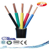 Fio elétrico com isolação do PVC