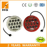 DM LED Headlight van Power 7inch van Hight 75W voor Jeep Offroad