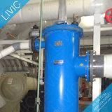Filtro de repercusión de Bernoulli para la agua de mar