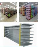 Unidad de la estantería de la góndola del estante del supermercado