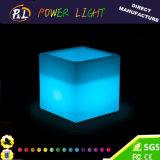 Cubeta de gelo sem fio de controle remoto do diodo emissor de luz da barra de mudança da cor
