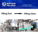 Máquina de rellenar del refresco carbónico automático para la fábrica de la bebida