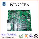 Diodo emissor de luz redondo PCBA claro com PWB montado do componente eletrônico