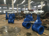 DIN-F4/F5 Metal Seated Gate Valve com Electric