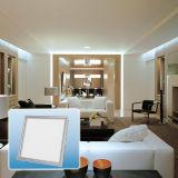 高品質多色刷りIP44は平らな正方形LEDの照明灯を防水する