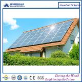 поли панель солнечных батарей 260W с Ce, сертификатами TUV в штоке