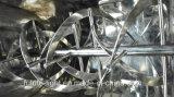 Harina del acero inoxidable, mezclador horizontal del polvo de la haba
