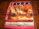 Chiusura d'angolo del contenitore di pizza del cartone per scatole per la durezza (CCB0050)