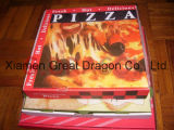 Haltbare Mitnehmerverpackungs-Postpizza-Kasten (CCB0050)