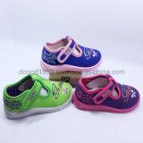 Segeltuch-Schuh-Kind-Schuh-beiläufige Schuhe des Babyschuh-Kind-Babys