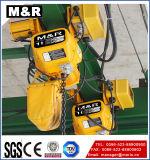 Grue à chaînes électrique avec le certificat de la CE