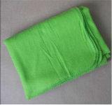 Coperta a gettare poco costosa del panno morbido con colore solido (ES2072917AMA)