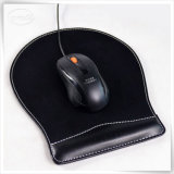 Office를 위한 PU Leather Design Your Own Mouse Pad