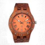 In het groot Horloge ww-003 van de Manier van de Douane Waterdicht Houten