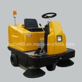 Barrendero del tractor de la energía de batería Kmn-C200