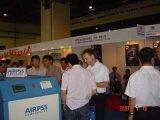25HP 3.2m3/Min 공기 냉각 회전하는 나사 유형 공기 압축기