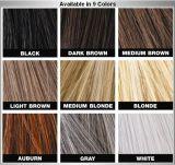 Fibras del edificio del pelo para el polvo de la fibra del pelo de la marca de fábrica de Toppik de la pérdida de pelo