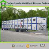 Mobile fabrizieren Behälter-Haus mit Fabrik-Preis vor