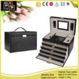 卸し売り安いボール紙の宝石箱、カスタム宝石箱(8024)
