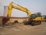 Buenas condiciones en grande usadas del excavador de KOMATSU PC400-7 para la venta