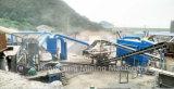 Frantoio per pietre per il lancio del minerale metallifero che elabora il diagramma di flusso minerale dell'impianto di lavorazione