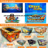 De Machine van het Spel van de Visserij van de Simulator van de zeer Hoge Spelers van Winst 6 en 8 met de Spelen van de Groef