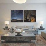 Heißer verkaufender moderner schöner Landschaft-Wand-Farbanstrich