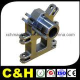 Подгонянные поворачивая части металла CNC Lathe подвергая механической обработке с нержавеющей сталью/алюминием