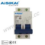 Corta-circuito de Askb 63A MCB/Miniature