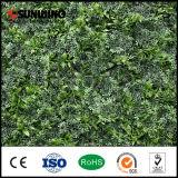 Rete fissa artificiale verde protettiva UV del pannello del dell'impianto della decorazione del cancello