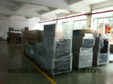 Eco-L600 commercial à gaz machine de lave-vaisselle