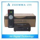 IPTV 상자 Zgemma I55는 상자 코어 리눅스 디지털 텔레비젼 이중으로 한다