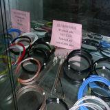 Câble coaxial de liaison de transmission pleine de PTFE