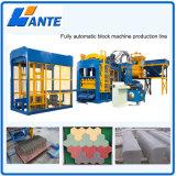 機械価格、フライアッシュの煉瓦機械を作るQt4-15cのセメントの煉瓦ブロック