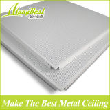 Telha de alumínio do teto da gota 600*600