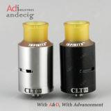 Атомизатор сигареты инфинитного бака Clt4 электронный