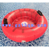 팽창식 Water Toy Floating Ring 또는 Inflatable Sports Game