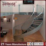 Moderner gewundene Treppenhaus-Entwurf (DMS-1009)