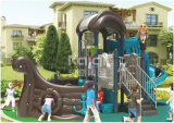 Kind-Plastikim freienspielplatz von der Kaiqi Gruppe für Hotel, Gaststätte, Supermarkt und Kindergarten