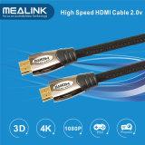HDMI ad alta velocità al supporto di cavo di HDMI 3D, 1080p (con 0.5m - 20m facoltativi)