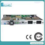 13dBm 16dBm 18dBm justierbare CATV 1550nm externe Modulations-optischer Sender