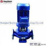 Pompe centrifuge de canalisation verticale de haute performance
