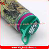 le plastique de la qualité 700ml folâtre la bouteille potable de staw (KL-7125)