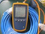 Ftp CAT6A Patchcord los 3m del paso de la prueba de la platija