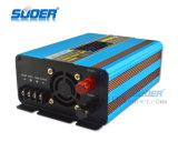 Suoer自動力インバーター1000W組み込みの太陽コントローラDC 12V太陽インバーター(SUS-1000A)