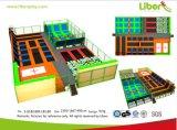 아이 지역 또는 실행 중심 새로운 아이 실내 Trampoline를 위한 Trampoline 공원